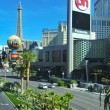 The Strip in Las Vegas, United States — Stock Photo