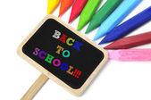 Torna a scuola — Foto Stock
