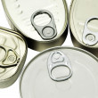 Royalty-Free Stock Photo: Tin can