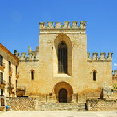 サンタ クレウス修道院 — ストック写真