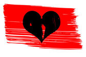 Valentine illustration — Stock Photo