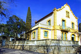 Mediterranean villa — Stock Photo