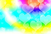 Corações — Fotografia Stock
