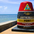 Stock Photo: Southernmost point
