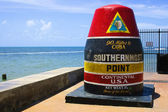 Southernmost point — Stock Photo