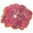 Royalty-Free Stock Photo: Salchichon, spanish salami