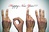 Feliz ano novo 2013 — Foto Stock