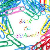 Back to school — Foto de Stock