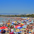 Llevant Beach, in Salou, Spain — Stock Photo