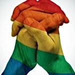 Gay union — Stock Photo #12165849