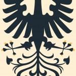 Heraldic eagle — Stock Vector #11330474