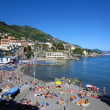 Bogliasco on Italian Coast — Stock Photo