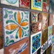 Stock Photo: Ceramic tiles