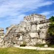 Royalty-Free Stock Photo: Famous Tulum ruins