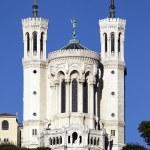 Basilica and blue sky — Stock Photo #11210900