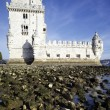 Famous Tower of Belem - Stock Photo