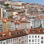 ������, ������: City of Lyon in summer