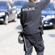 Police officer — Stock Photo #11930953