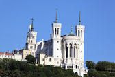 Lyon basilica, France — Stock Photo