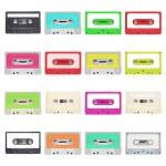 Tape cassette — Stock Photo #10753991