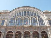 Porta Nuova station, Turin — Foto de Stock
