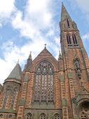 St. columba kirche — Stockfoto