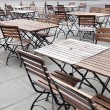Stock Photo: Tables