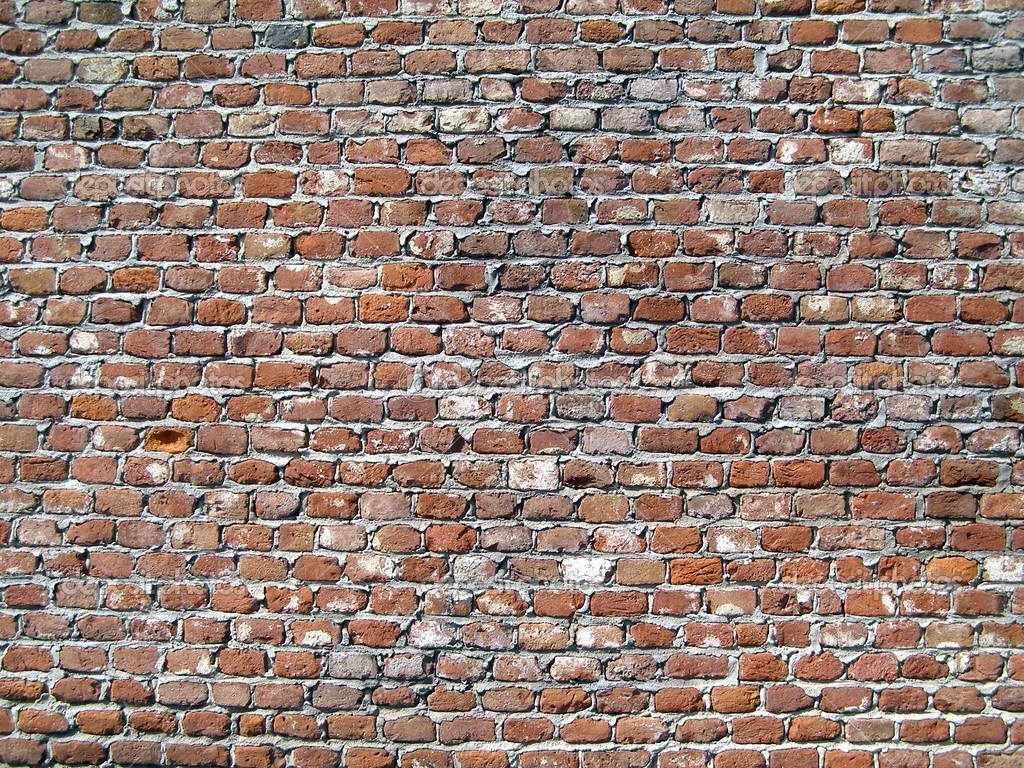 Old brick wall useful as a background  Stock Photo #11083361