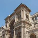 Galleria Vittorio Emanuele II, Milan — Stock Photo #11252969