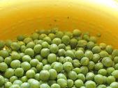 Guisantes verdes — Foto de Stock