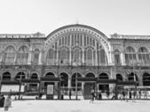 Gare de porta nuova, turin — Photo