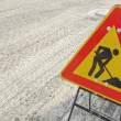Road works — Stockfoto #11650831