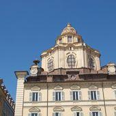 San Lorenzo church, Turin — Стоковое фото