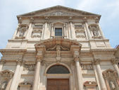 Chiesa di san fedele, milano — Foto Stock