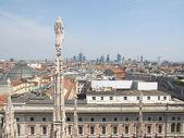 Milão, Itália — Fotografia Stock