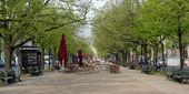 Unter den Linden, Berlin — Stock fotografie