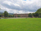 Gardens in Stuttgart, Germany — Stock Photo