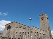 Estación central de stuttgart — Foto de Stock