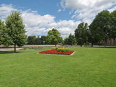 Giardini a Stoccarda, Germania — Foto Stock