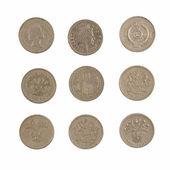 монета фунта — Стоковое фото