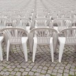 Stock Photo: Chairs