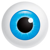 Eyeball — Stock Photo