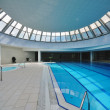 Indoor swimming pool - Stockfoto