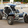 Stock Photo: ATV car