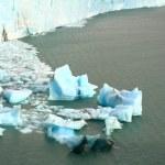 Perito Moreno glacier, Patagonia, Argentina. — Stock Photo #10775249