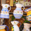 Stock Photo: Traditional Pottery in Toledo, Spain