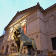 Art Institute of Chicago - Stock Photo