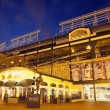 Stock Photo: Wrigley Field