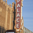 Palace Theatre — Stock Photo