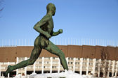 Helsinki Olympic Stadium — Stock Photo